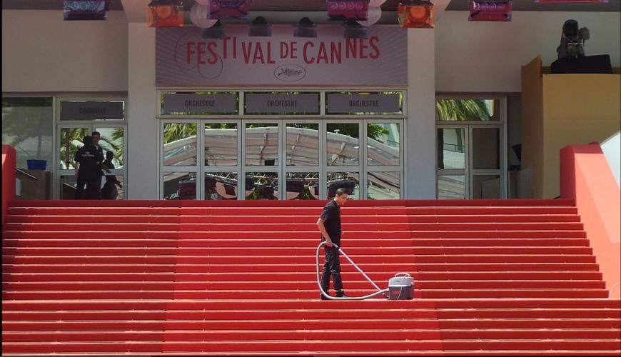 Capture Marches Cannes